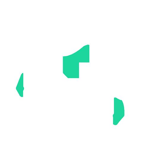 mapa osady